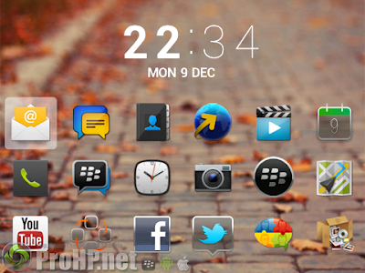 Classic Theme II (9650/9700/9780 OS6) Preview 2