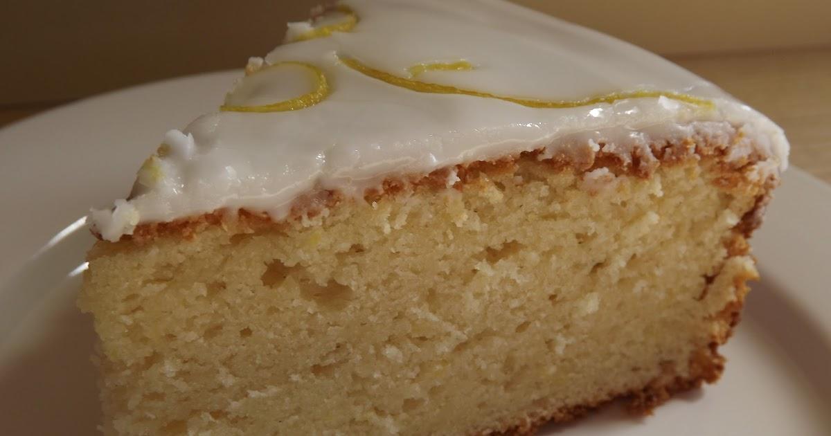 Mary Berry Lemon Yoghurt Cake