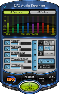 Free Download DFX Audio Enhancer 11.109 with Patch Full Version