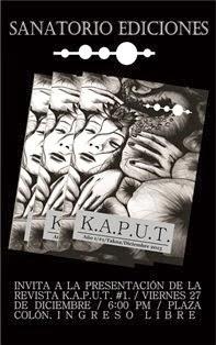 Revista K.A.P.U.T.#1
