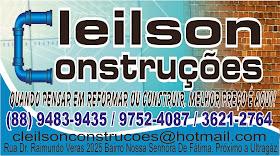 NOSSO AMIGO EMPRESÁRIO CLEILSON