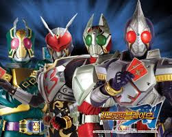 Poster Kamen Rider Blade