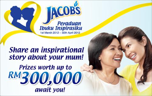 Peraduan 'Ibuku Inspirasiku' Jacob's