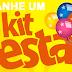 Brindes Grátis - Kit Festa