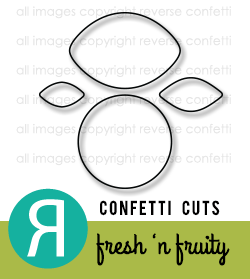 fresh 'n fruity confetti cuts