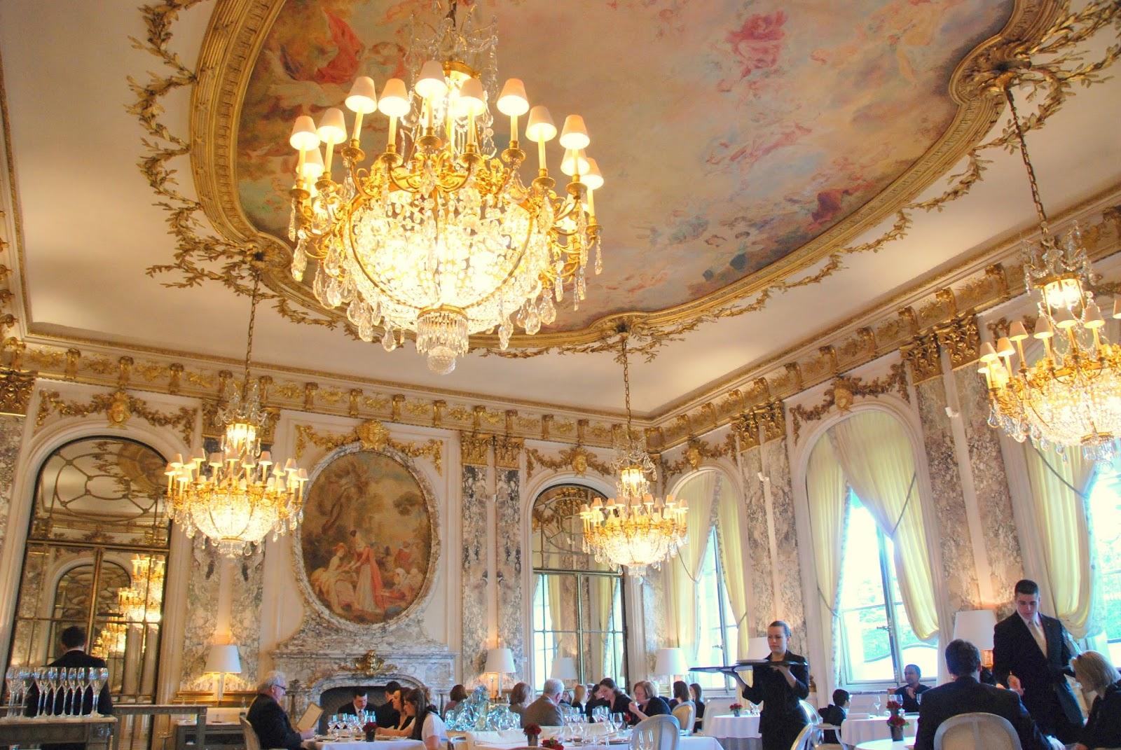 巴黎米芝蓮三星盛宴