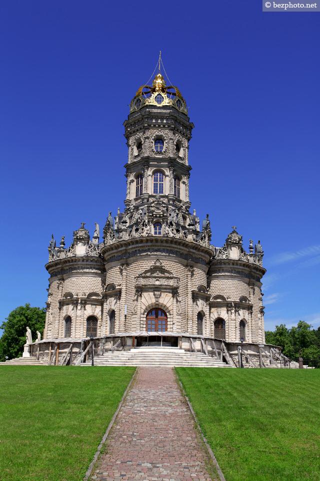 храм знамения в дубровицах