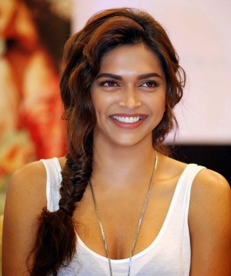 Deepika Padukone' s hairstyle