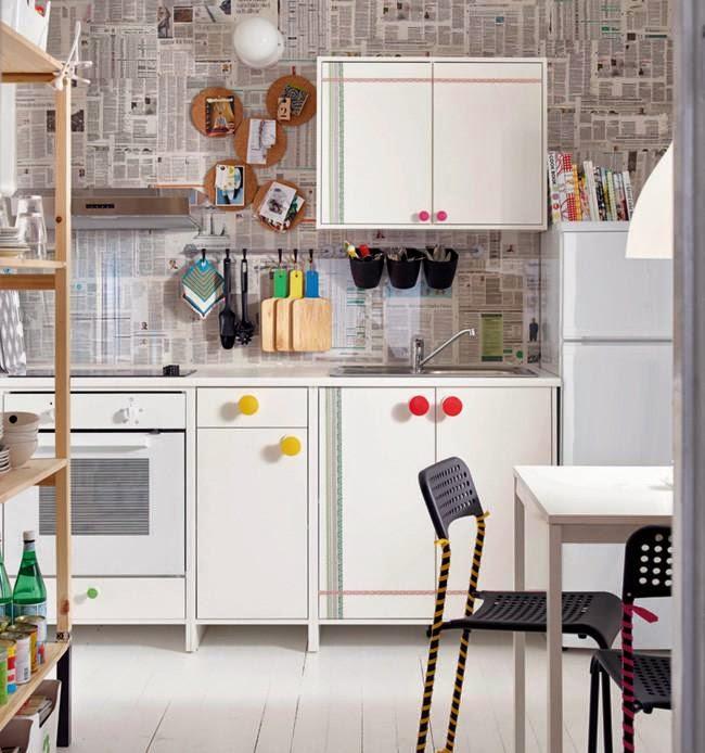 dentro de las novedades en cocinas del catlogo de ikea no poda faltar una cocina de estilo industrial para eso tenemos la linea grevsta en acero