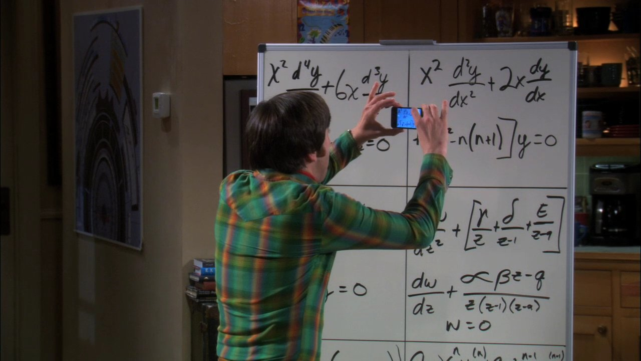 Big bang theory s04e12 online dating 8