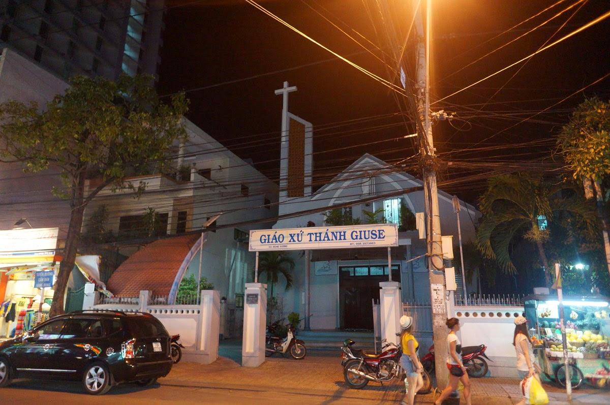 Католическая-Церковь-Нячанг
