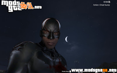 V - Skin Batman para GTA V PC