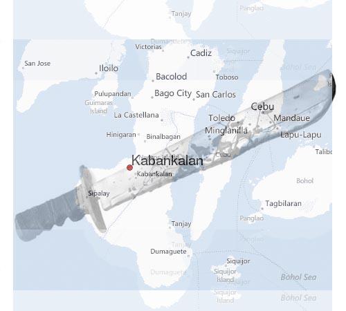 Kabankalan Negros Occidental teenager eats hear of grandma