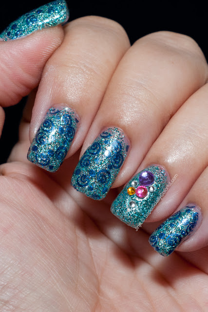 The Nail Junkie Fairy Tale Collection - Mermaid