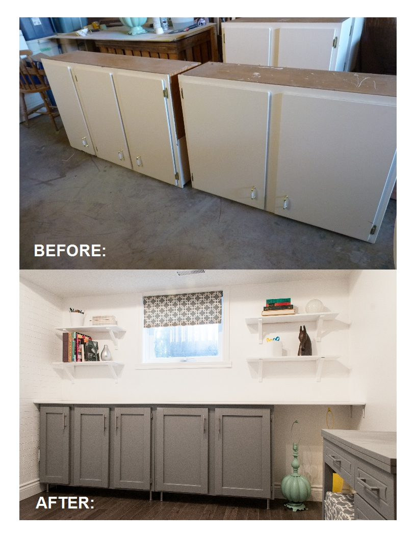 D i y d e s i g n upcycled shaker panel cabinet doors for How to update cabinets