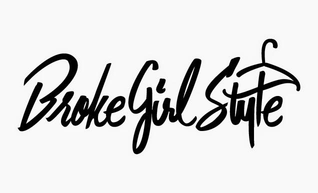Broke Girl Style