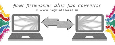 Home Networking With Two Computers