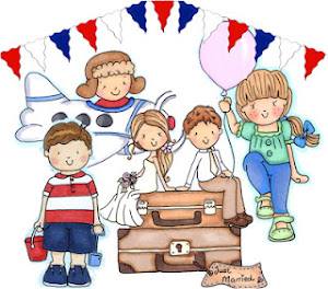 Happy Travels Digi Stamp Collection