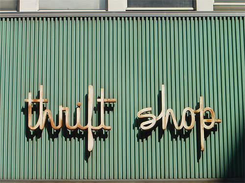 Find A Thrift Store
