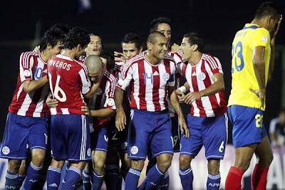 Paraguay 2 - 1 Ecuador (1)