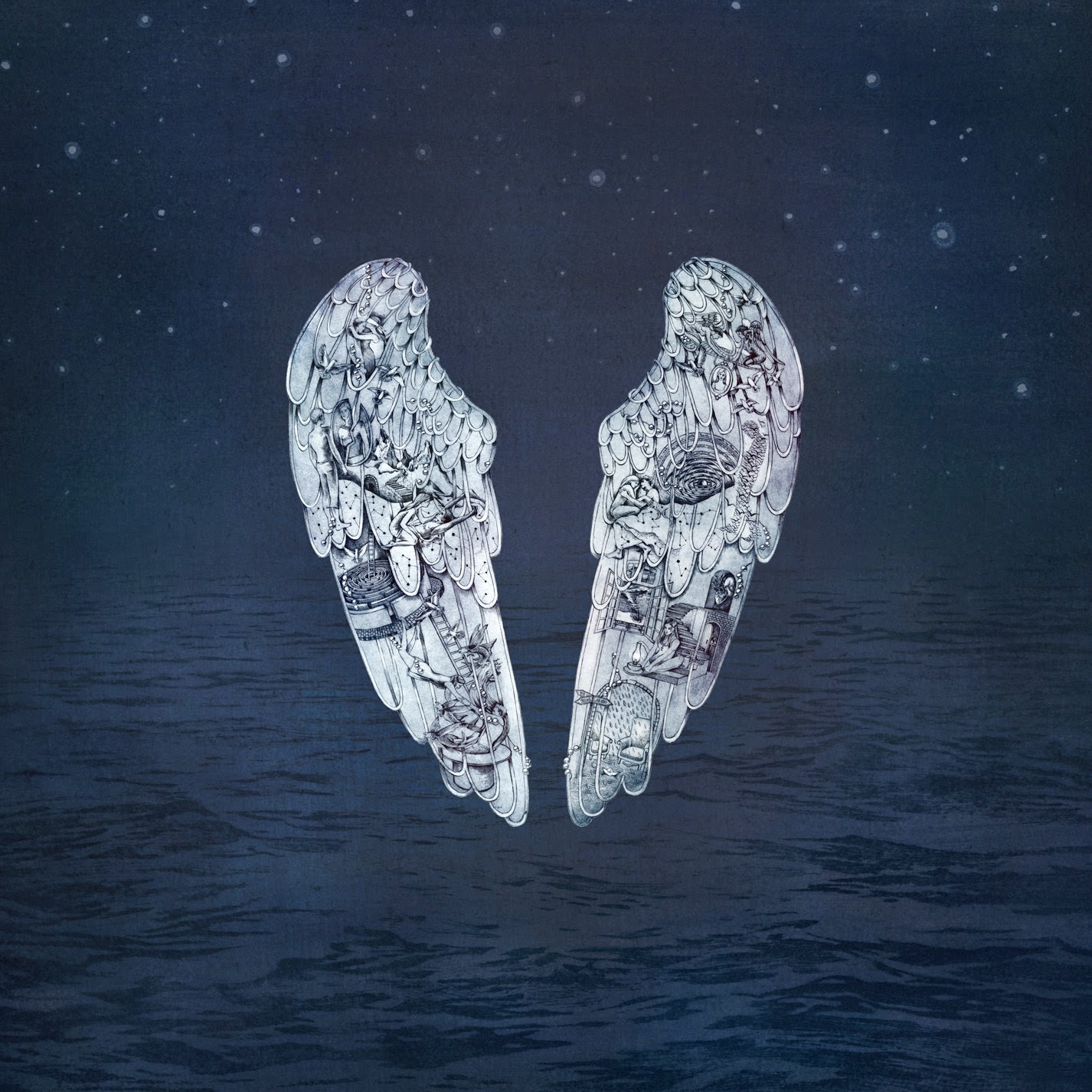 [Crítica] Coldplay - Ghost Stories. Intimo, minimalista, romántico