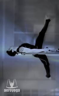 Aero Yoga Acrobatico con Rafael Martinez