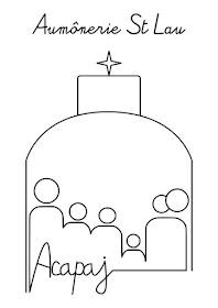 Logo de l'aumônerie