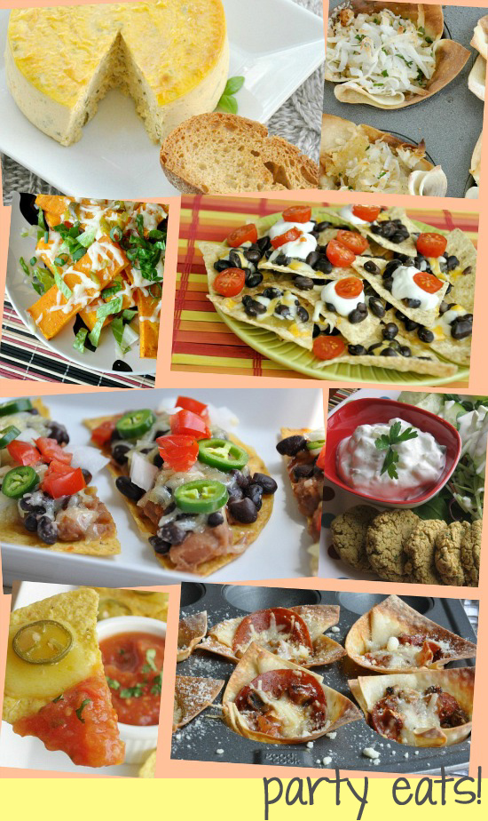 superbowl game day snacks party appetizers