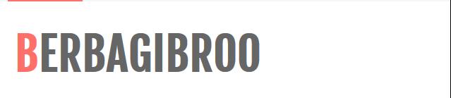 BerbagiBroo