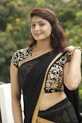 Sagarika glamorous photos in saree-thumbnail-14