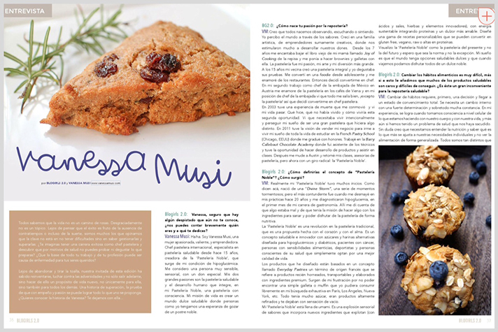 revista Blogirls2.0 entrevista a Vanessa Musi