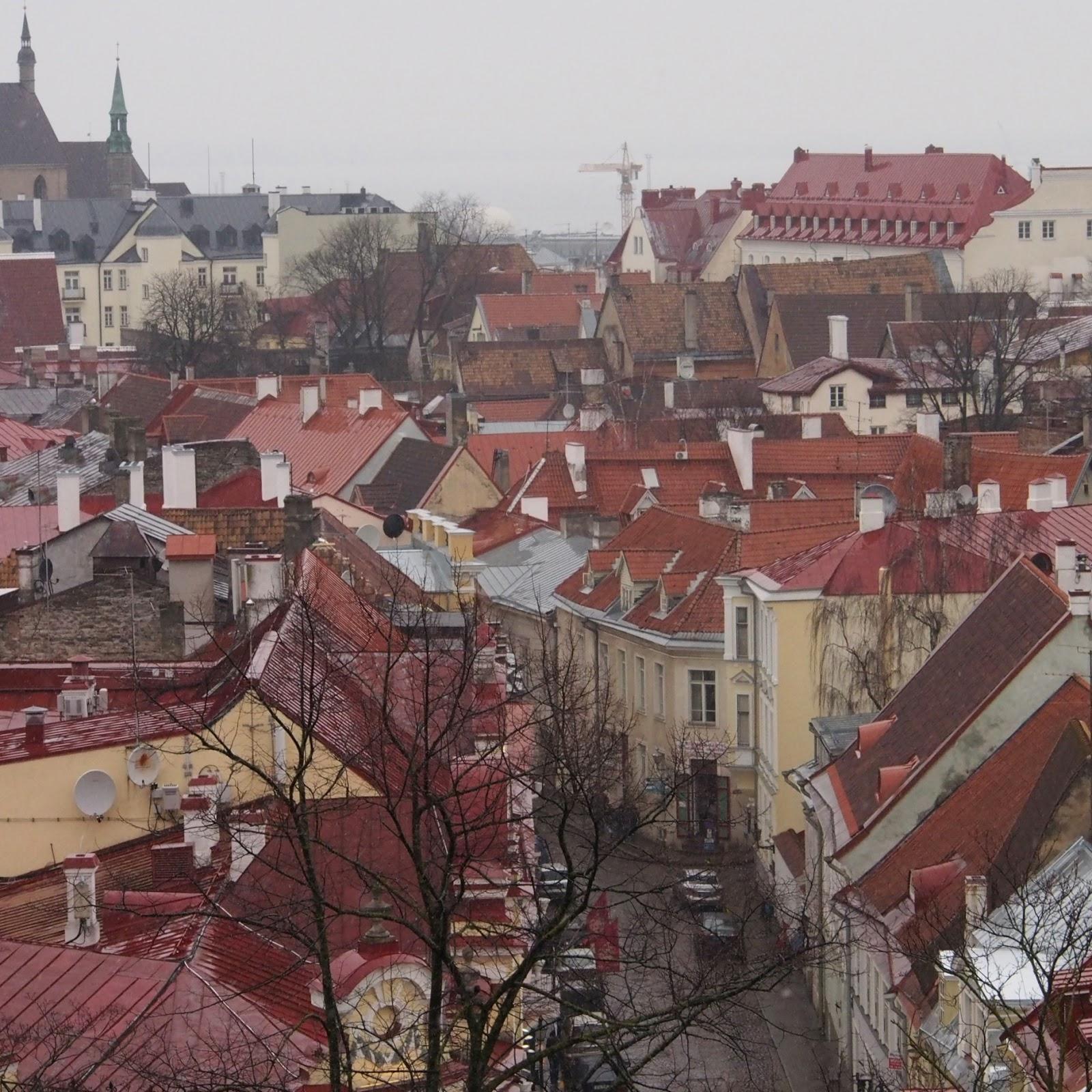 vanhakaupunki kaupungin katot