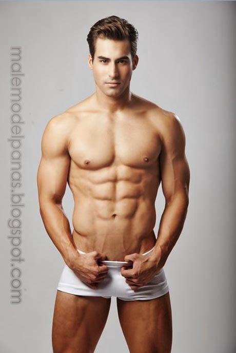 muscle men in underwear