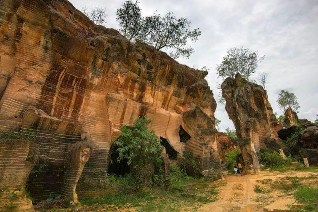 Tambang Kapur Arosbaya