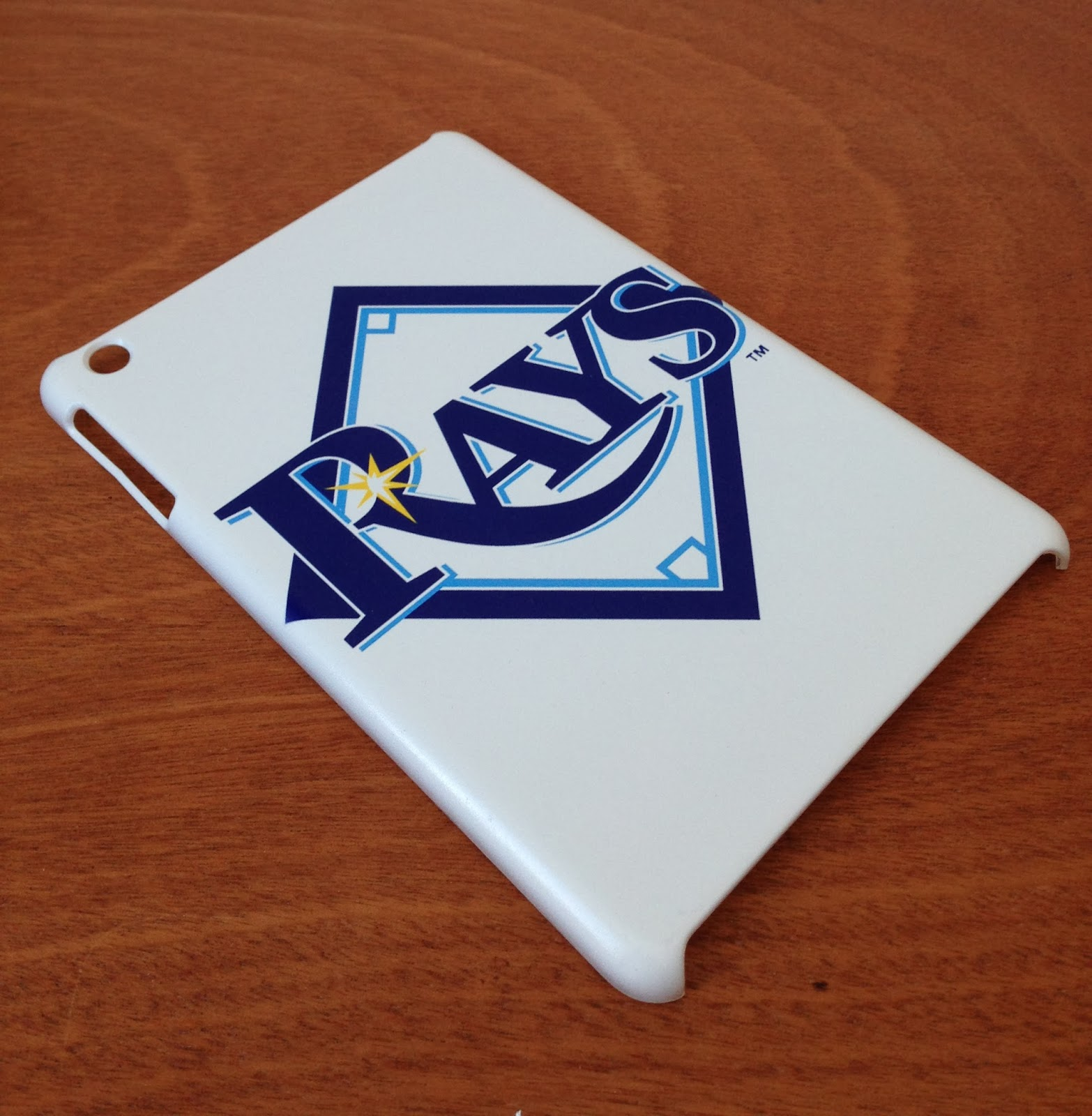 Tampa Bay Rays iPad Mini 2 cover