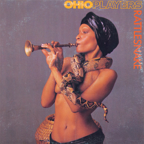 Ohio Players - Rattlesnake album cover