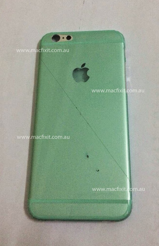 iPhone 6 背殼流出