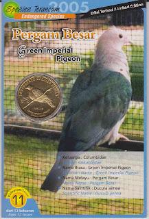 Spesis Terancam 2005 - Burung ( Pergam Besar )