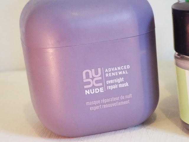 Nude Skincare Mask Review