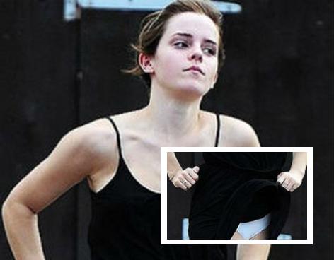 Naked Emma Watson Nude