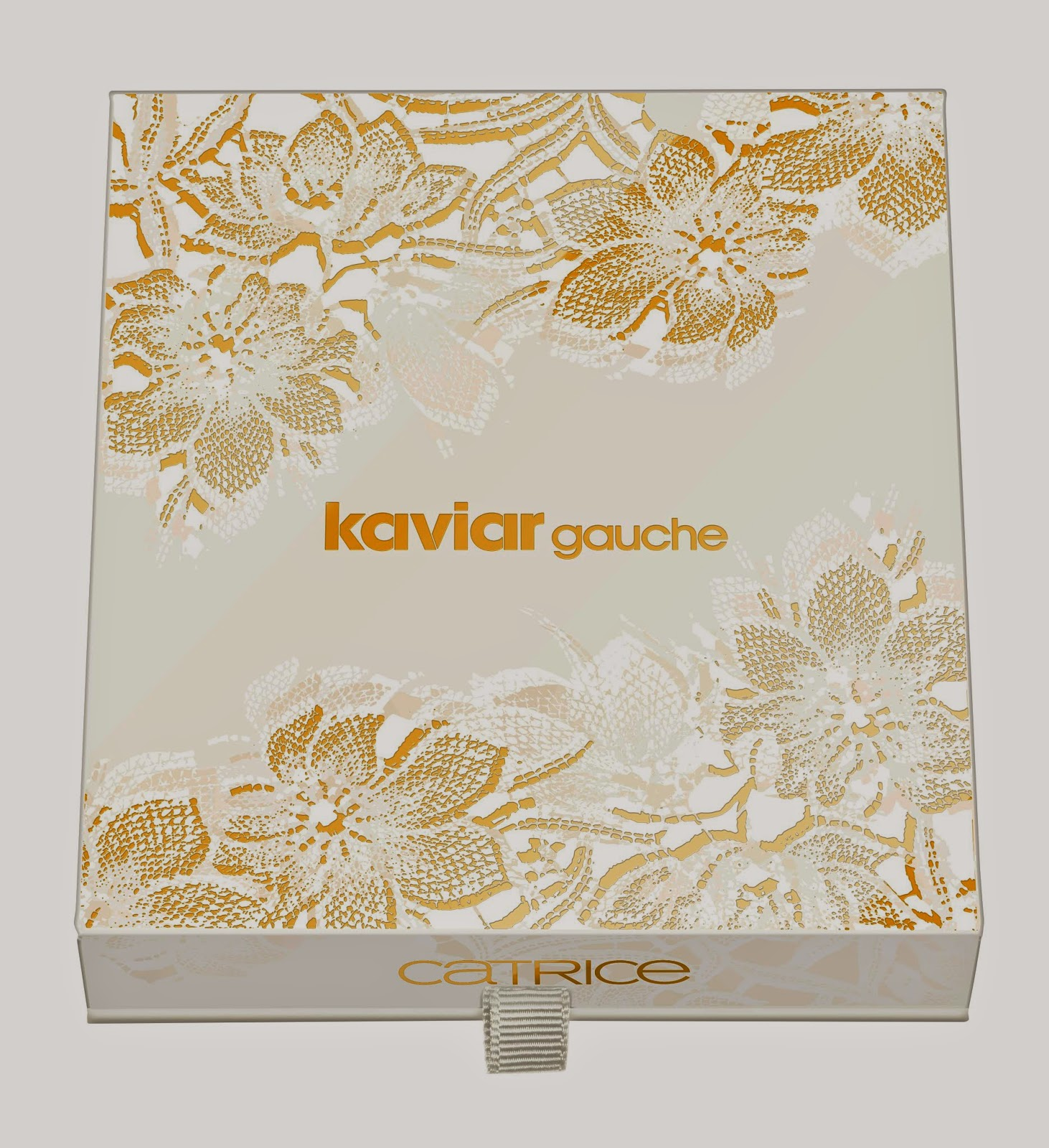 Kaviar Gauche for CATRICE – Gilding Eye and Face Palette - www.annitschkasblog.de