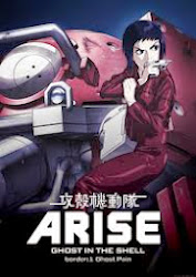 Ghost in the Shell Arise -border:3 Ghost Tears (2014) [Vose]