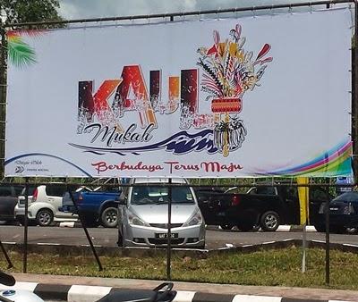Pesta Kaul Mukah 2014