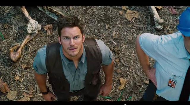 Blogarena - Jurassic World - Official Trailer 2015