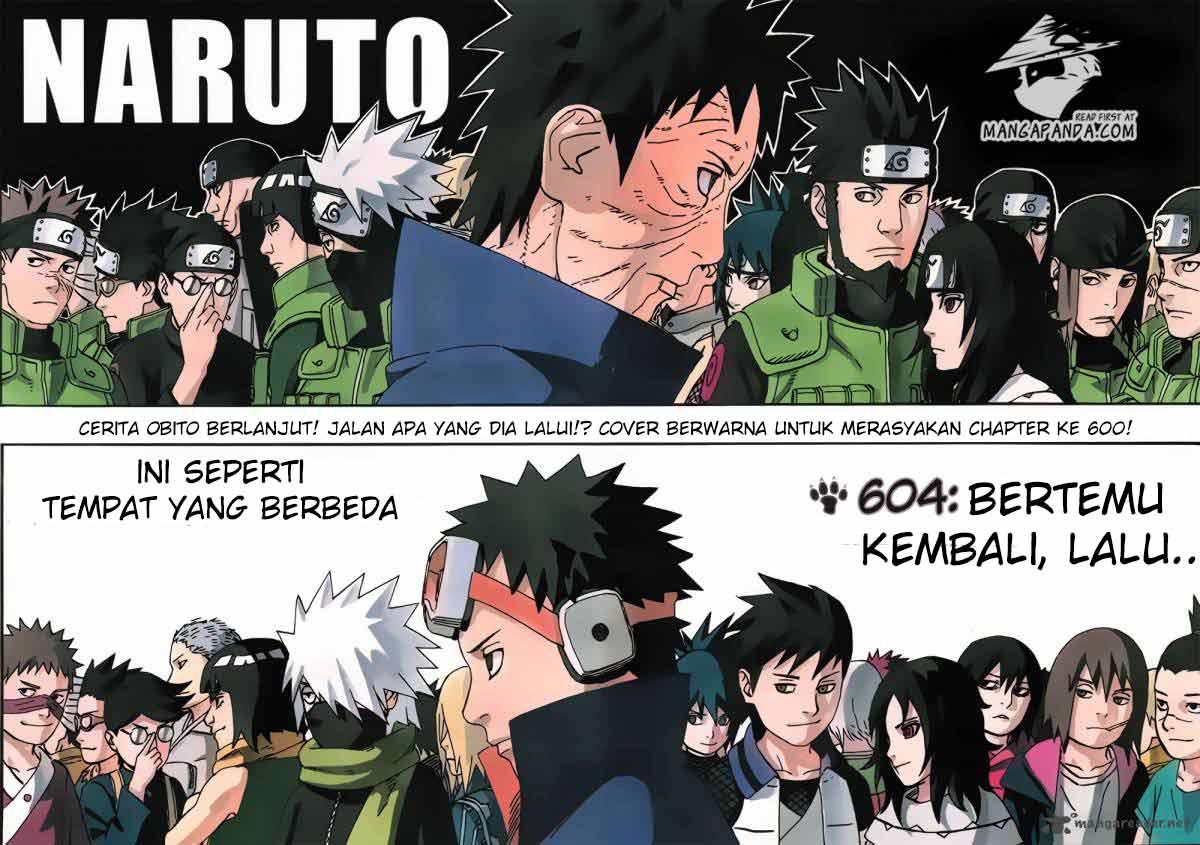 Baca Naruto 604 Bahasa Indonesia page 3 Terlambat.info