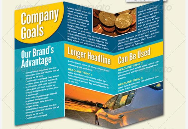 hp brochure template - brochure zafira pics brochure template indesign