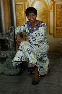 Binti Afrika....Miriam Lukindo wa Mauki