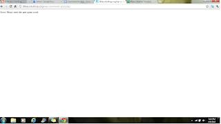 error page I ran across
