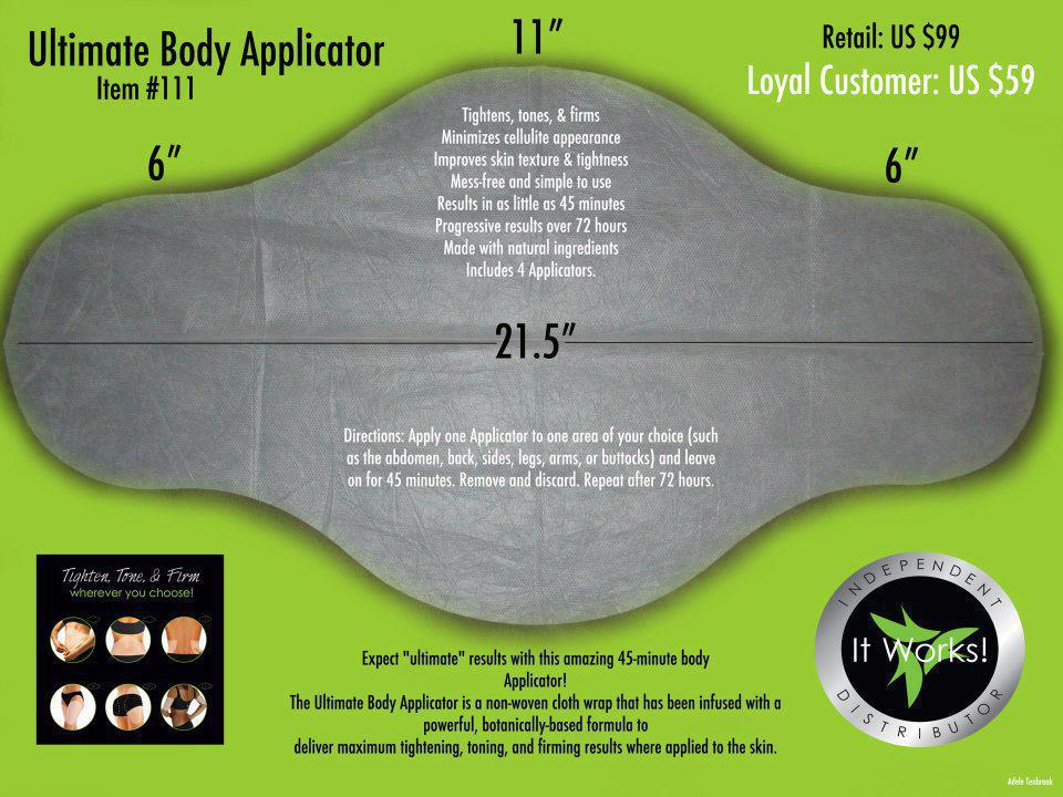 Wrap Your Way T0 A New You Crazy Wrap Thing