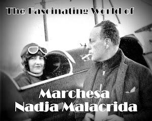 WW1 Poet Nadja Malacrida